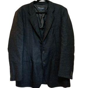 Giorgio Armani Baby Alpaca Soft Blazer Jacket L/XL